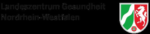 Logo Landeszentrum Gesundheit Nordrhein-Westfahlen