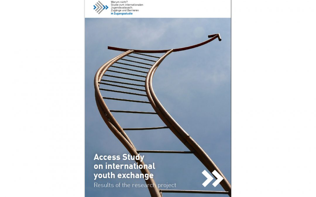 Booklet 'Access Study on international youth exchange – results of the research project'