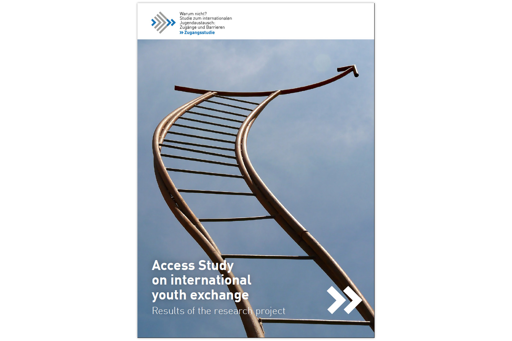 Booklet Access Study on international youth exchange - results of the research project