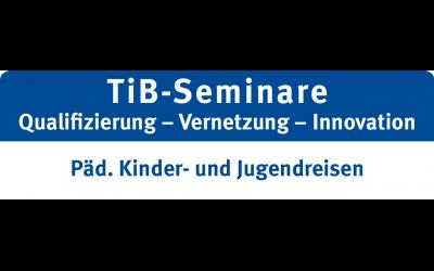 TiB – Trainingsseminare Internationale Begegnung, Kinder- und Jugendreisen