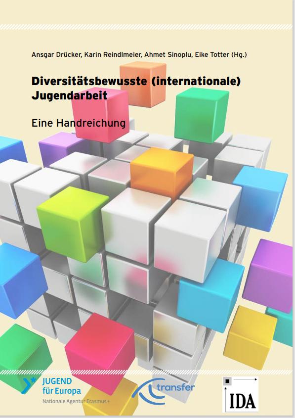 Titelseite Diversitätsbewusste (internationale) Jugendarbeit
