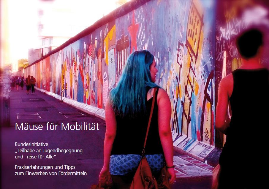 Titelseite von der Broschüre Mäuse für Mobilität