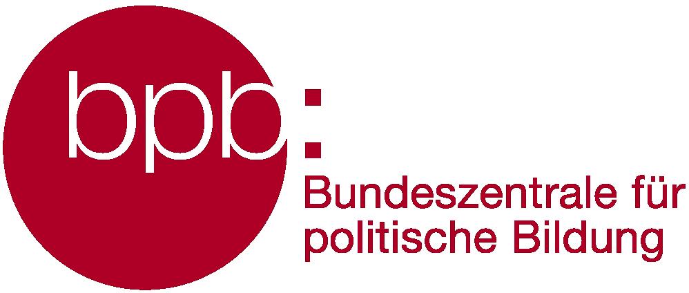 Logo von der Bundeszentrale für politische Bildung