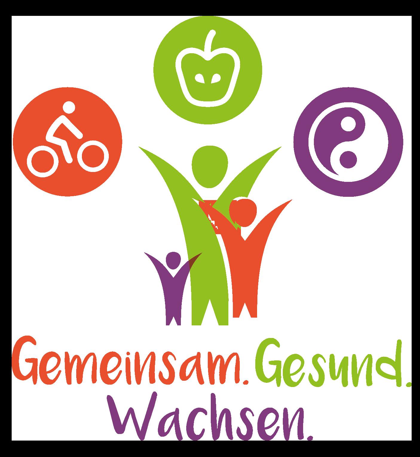 Logo Gemeinsam Gesund Wachsen