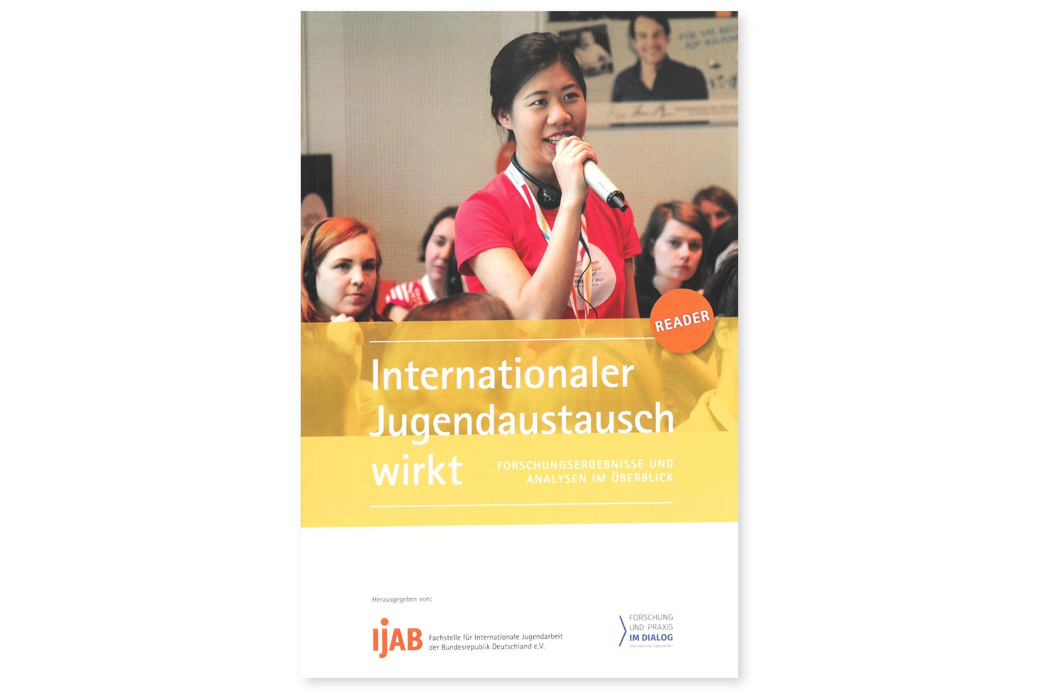 Titelbild - Internationaler Jugendaustausch wirkt.