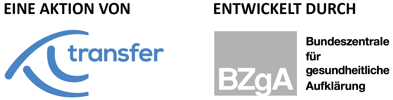 Logo Bundeszentrale für gesundheitliche Aufklärung